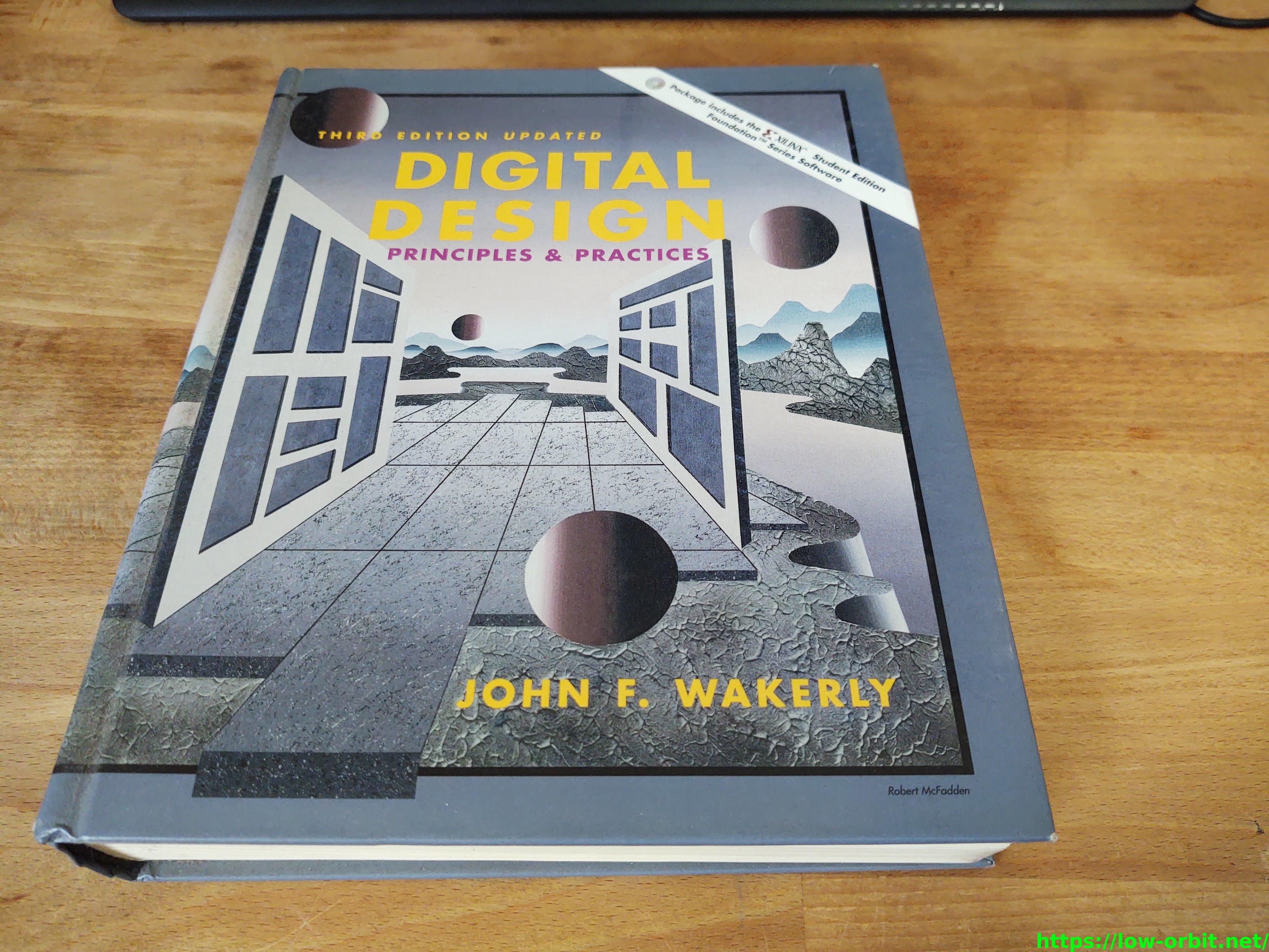 Digital Design Principles And Practices Low Orbit Flux