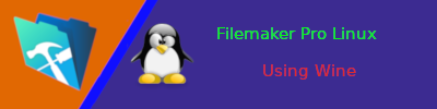 Filemaker Pro Linux Using Wine