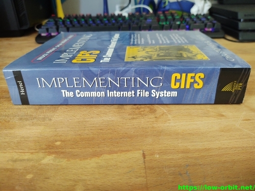 implementing cifs side