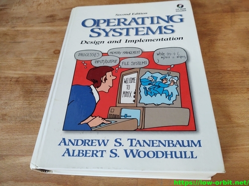 operating systems design and implementation front