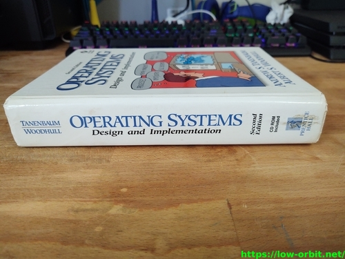 operating systems design and implementation side