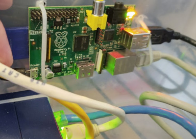 Raspberry Pi Router Firewall 1