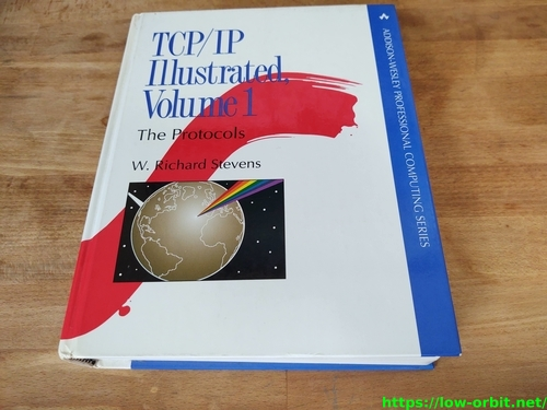 tcp ip illustrated volume 1 the protocols front