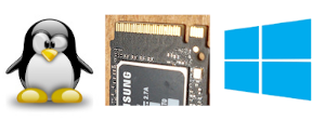 Samsung Ultra M.2 NVMe SSD for Linux and Windows